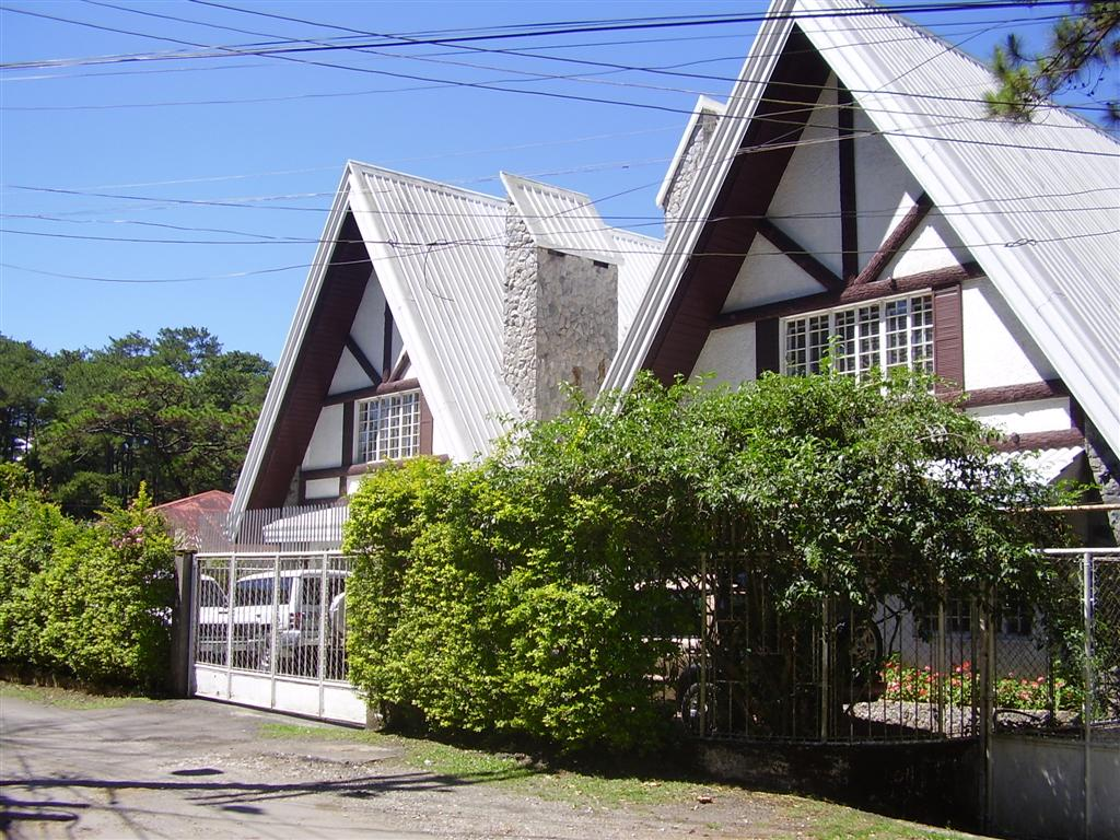 Baguio City Philippines House and Lot for Sale